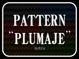 [Pack] Plumaje by R-bleiy