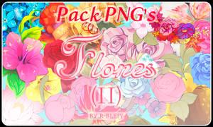 [Pack] Flores II by R-bleiy