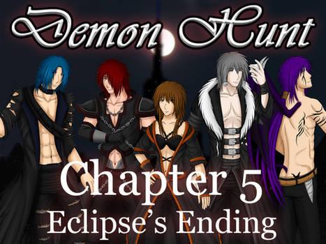 Demon Hunt: Chapter 5 - Eclipse's Ending