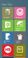 Rare Tiles for Windows 8 Metro UI