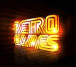 Retro Games Logo