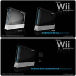 Nintendo Wii-Black System Icon