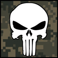 Punisher ACU Background by YoLoL