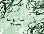 Swirly Thorn Brushes