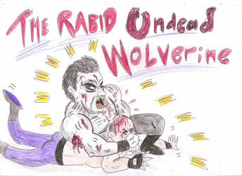 Undead Rabid Wolverine