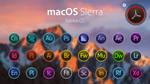 OS X Yosemite Adobe CC Dark