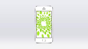Apple Store Tokyo iPhone Wallpaper