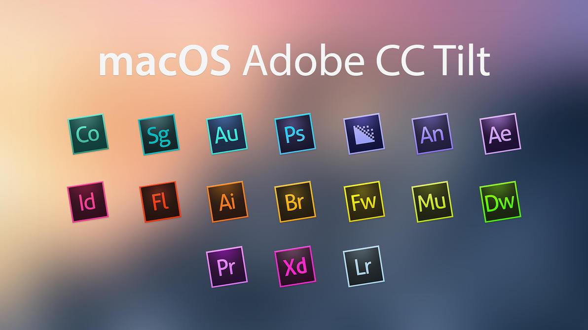 Adobe CC Tilt by JasonZigrino