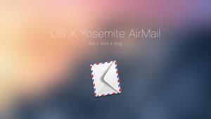 AirMail Yosemite by JasonZigrino