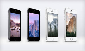 OS X Yosemite Developer Preview 6 iPhone