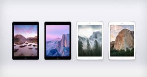 OS X Yosemite Developer Preview 6 iPad