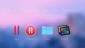 OS X Yosemite Parallels Desktop