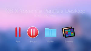 OS X Yosemite Parallels Desktop by JasonZigrino