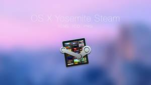 OS X Yosemite Steam Icon