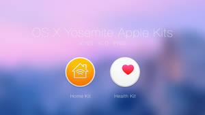 OS X Yosemite Home Kit and Health Kit