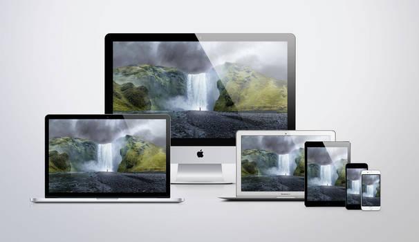 Apple October 16 Event 5K Wallpaper
