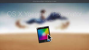 Pixelmator For OS X Yosemite