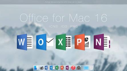 Microsoft Office For Mac 2016