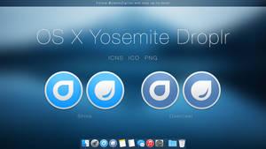 OS X Yosemite Droplr