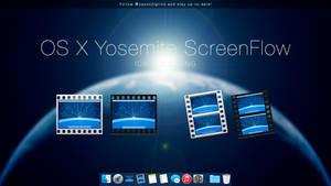 OS X Yosemite - ScreenFlow