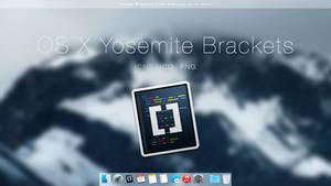 OS X Yosemite Brackets