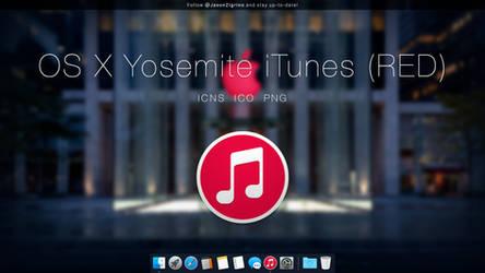 iTunes (RED)