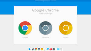 Google Chrome Material Design