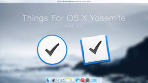 Things For OS X Yosemite