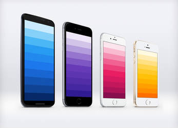 Material Design Color Palette Wallpapers