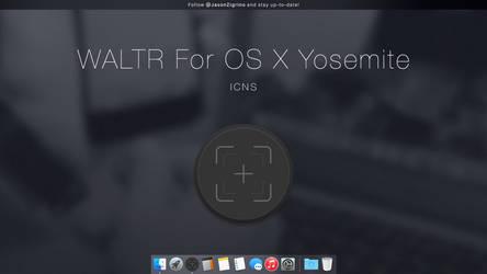 WALTR For OS X Yosemite