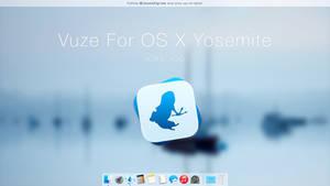 OS X Yosemite Vuze