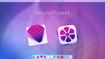 Soundflower Icons