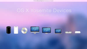 OS X Yosemite Devices by JasonZigrino