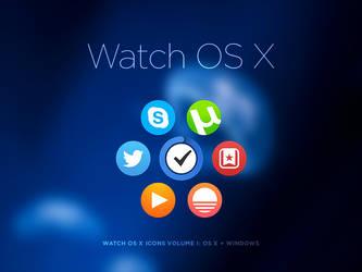 Watch OS X Volume I by JasonZigrino