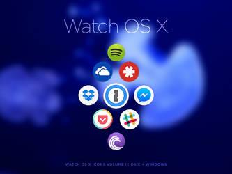 Watch OS X Volume II by JasonZigrino