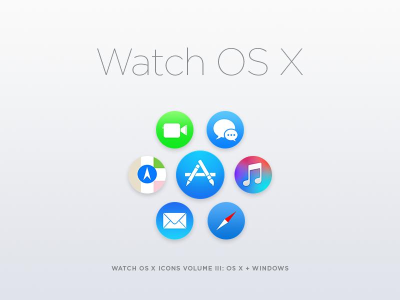 Watch OS X Volume III By Jason Zigrino by JasonZigrino