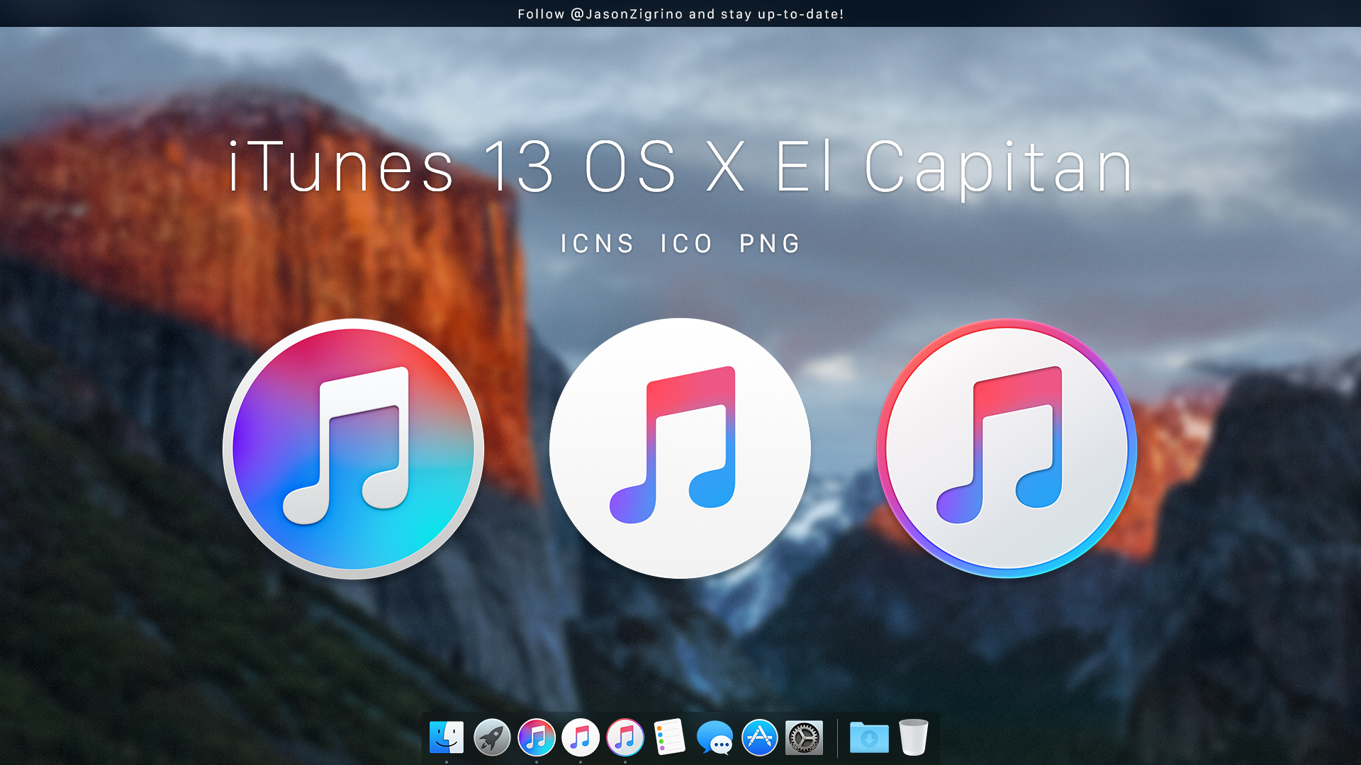 iTunes 13 El Capitan by JasonZigrino