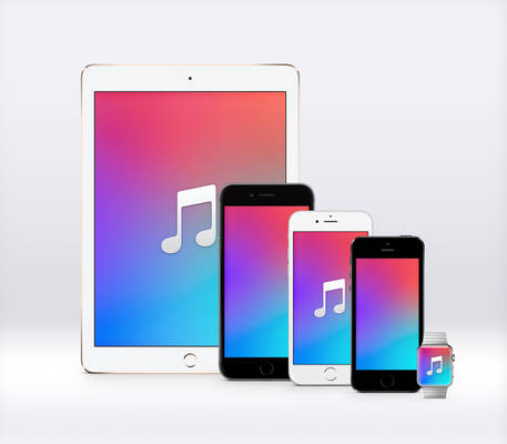 iTunes 13 Wallpapers