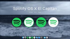 Spotify for OS X El Capitan