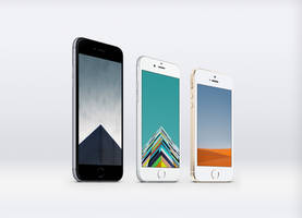 OnePlus H2OS Wallpapers For iPhone by JasonZigrino