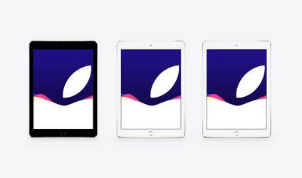 Apple September 9th Event iPad Air Wallpaper