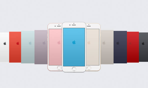 Apple Silicone Case Wallpapers