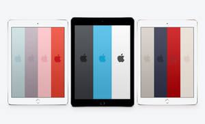 Apple iPad Silicone Case Wallpapers by JasonZigrino