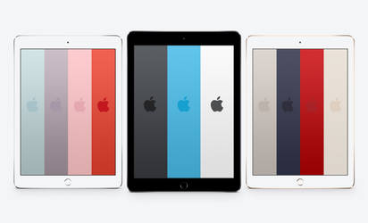 Apple iPad Silicone Case Wallpapers