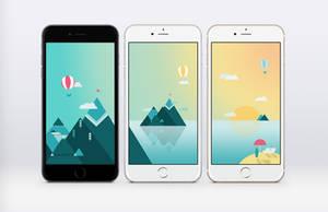HTC Sense8 Wallpapers by JasonZigrino