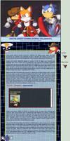 Sonic The Movie Journal Skin by DrTrueBlueJS