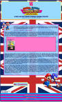 Mario and Sonic London Olympics Journal Skin