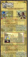 Sonic and the Black Knight Journal Skin by DrTrueBlueJS