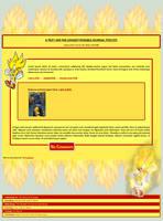 Super Sonic Journal Skin by DrTrueBlueJS