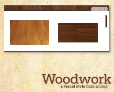Woodwork VS